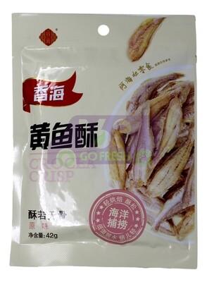 CRISP CROCEA  香海 黄鱼酥 原味(42G)