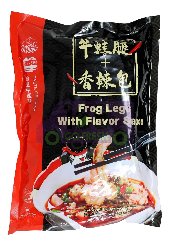 Frog Legs With Flavor Sauce 湄公酔鲜 牛蛙腿 香辣包(23OZ)