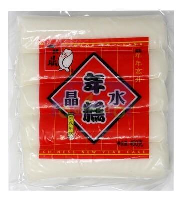 Rice cake 急冻一只鼎 水晶年糕 宁式年糕(450G)