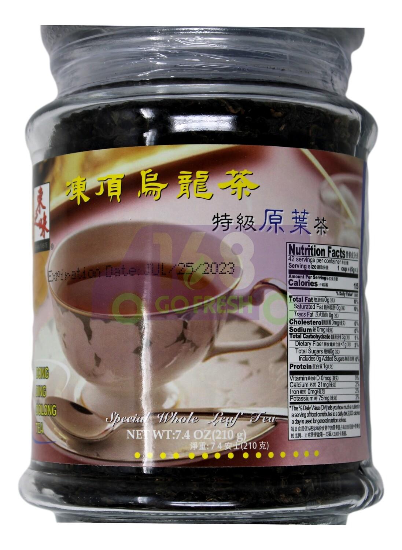SPRING OOLONG TEA 东之味 冻顶乌龙 特级原叶(8OZ)