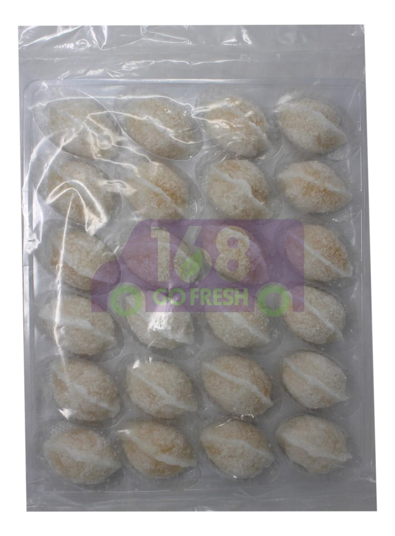 COCONUT CRYSTAL DUMPLING 椰蓉水晶饺(24个)