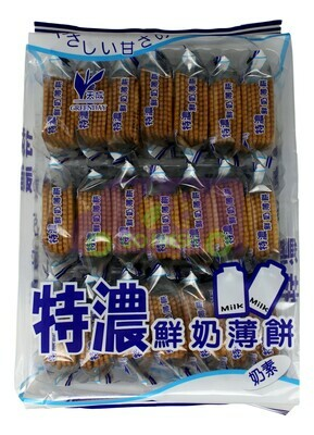 Milk Biscuits 天成特浓鲜奶薄饼(300G)