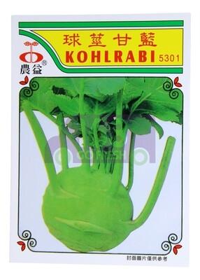 (SEED 种子) KOHLRABI 球茎甘蓝(菜果) 5319