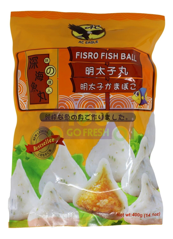AC EAGLE FISRO FISH BALL 深海鱼丸 明太子丸(400G)