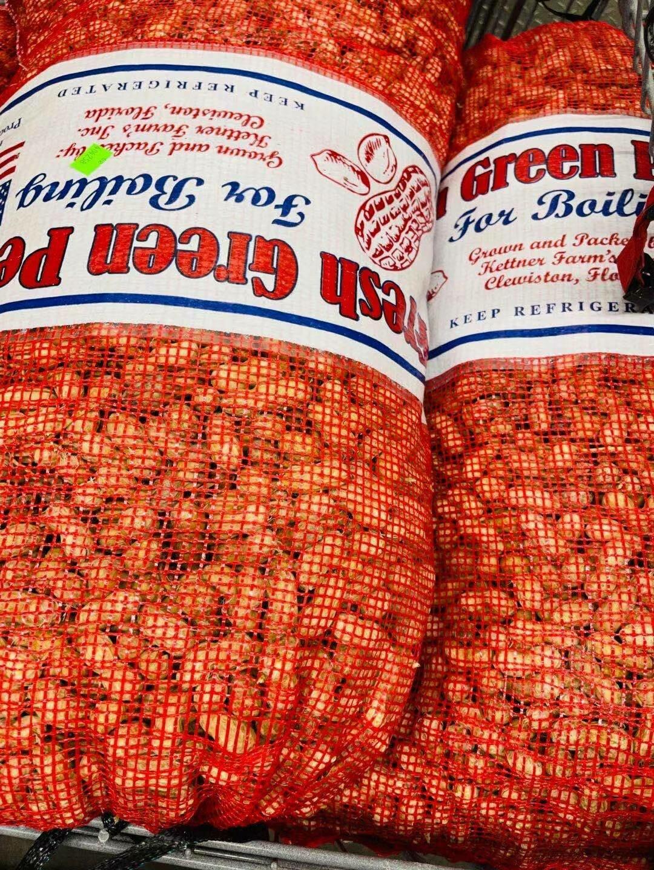 Fresh peanut 新鲜花生(约2LB)