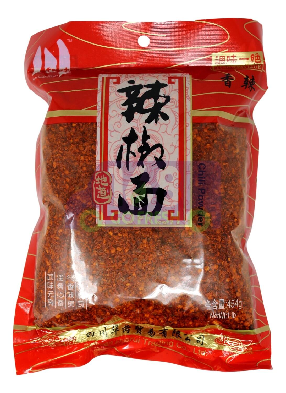 Chili Powder 川知味 香辣地道辣椒面(454G)