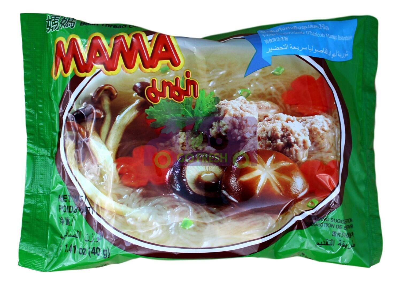 (一箱)MAMA BEAN THREAD CS  妈妈 清汤冬粉(30包)