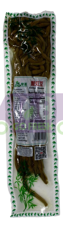 PRESERVED FRESH BEAN 财 酸豇豆(250G)