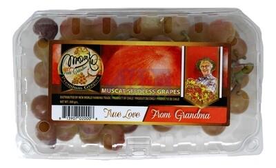Muscat Grapes 盒装无籽桂花提(1LB)