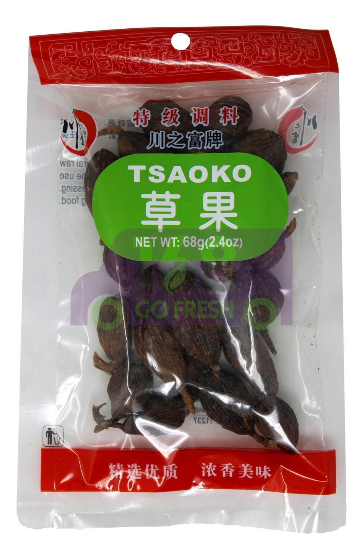 GOOD SUITABLE TSAOKO FRUIT 川之富 草果(68G)