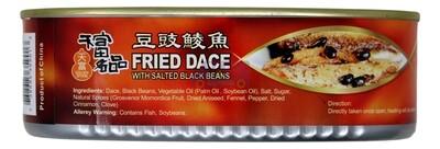 Golden Spoon  Fried Dace w/ Salted Black Beans 天富名品 豆豉鲮鱼(184G)