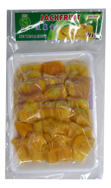 Frozen Jackfruit Meat 急冻菠萝蜜肉(8OZ)