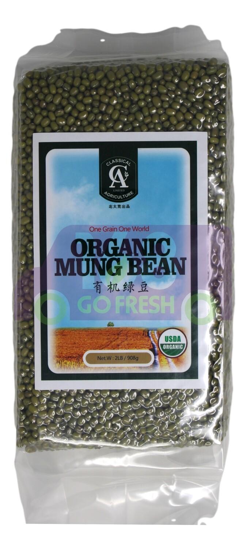 ORGANIC MUNG BEAN 北大荒 有机绿豆(2LB)