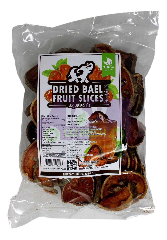 DRIED BAEL FRUIT SLICES 小象牌 木橘干果(10OZ)
