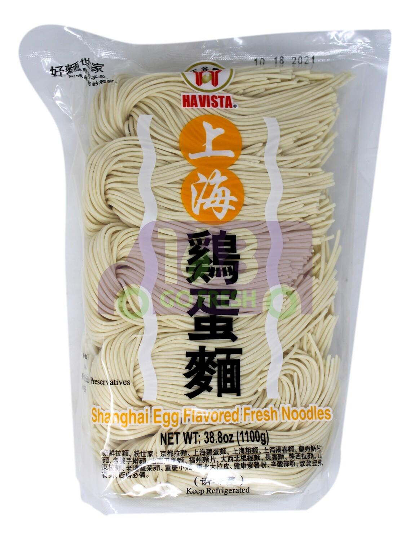 Havista Fresh Noodles 五谷丰 上海鸡蛋面 31.7 OZ