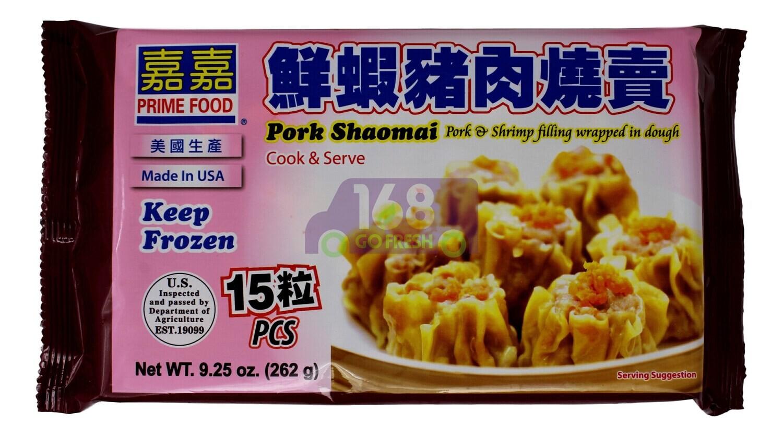 PFN HAO MAI (PORK) 嘉嘉 鲜虾猪肉烧卖(9.25OZ)