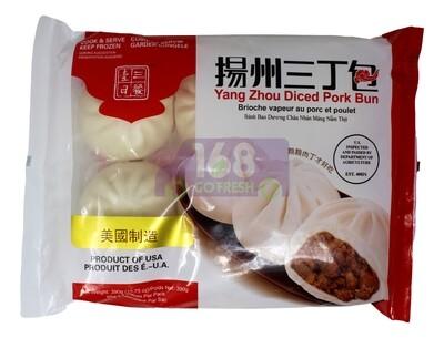 PORK BUN 一日三餐 扬州三丁包   13.75 OZ
