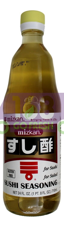 MIZKAN SUSHI SEASONING MIZKAN 寿司醋(24FLOZ)  9531