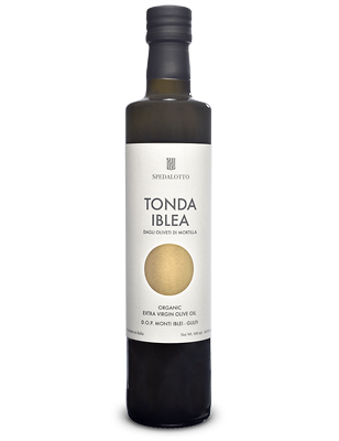 Spedalotto Tonda Iblea D.O.P. Organic Extra Virgin Olive Oil 0106