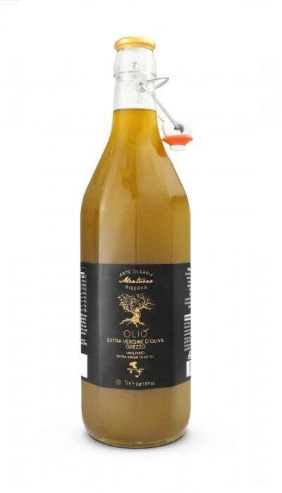 Arte Olearia Mantuano Unfiltered Extra Virgin Olive Oil 0107