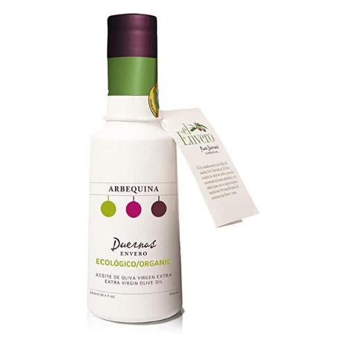 Finca Duernas Organic Arbequina Extra Virgin Olive Oil 0112
