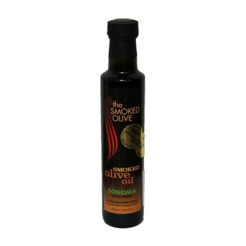 The Smoked Olive Cold-Smoked Extra Virgin Olive Oil 0520