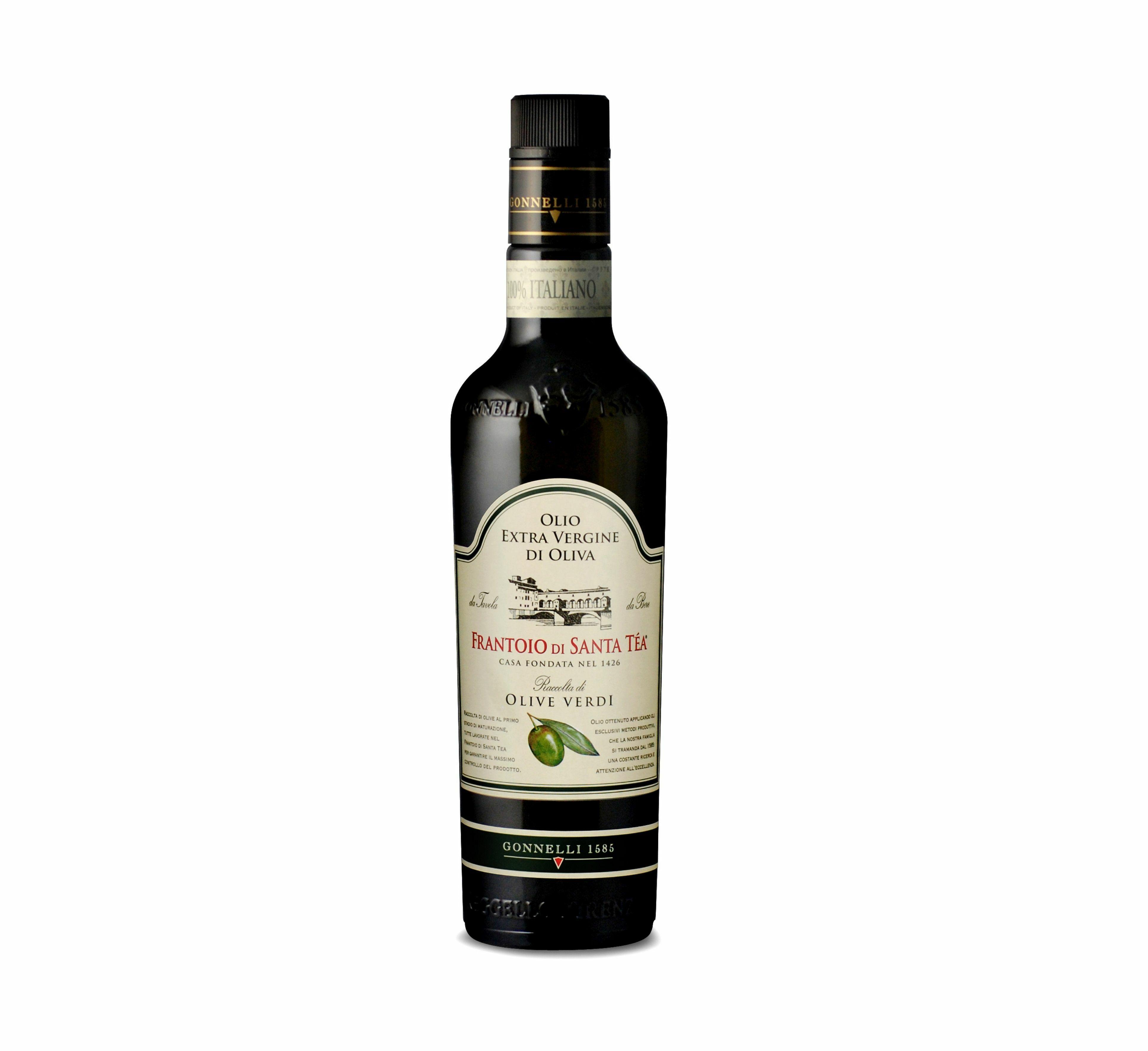 Frantoio Di Santa Téa Verde Extra Virgin Olive Oil 0801