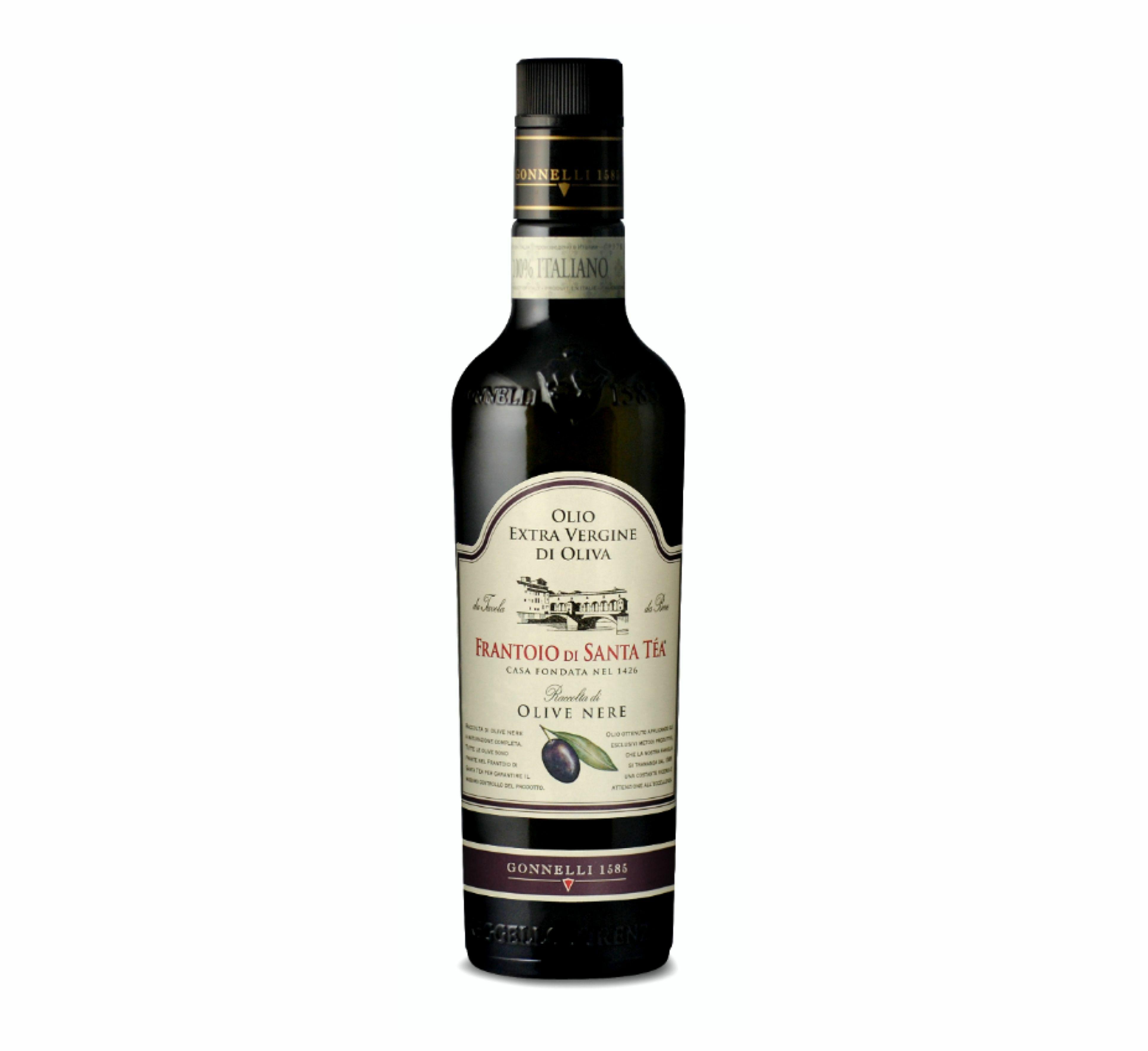 Frantoio Di Santa Téa Nere Extra Virgin Olive Oil 0800