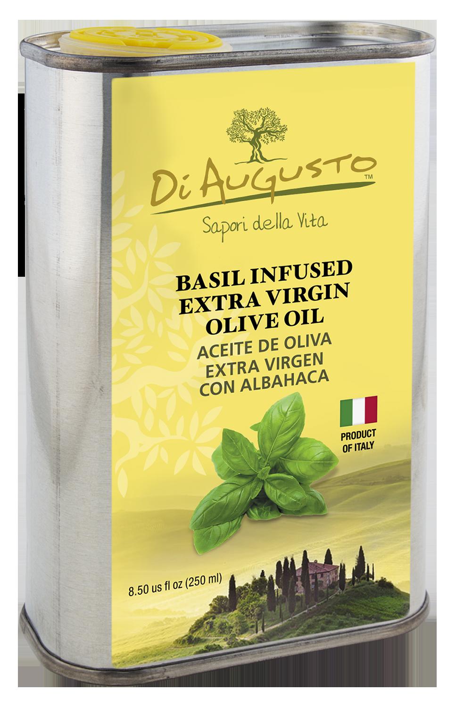 Frantoio Augusto Infused Oil - Basil 0116
