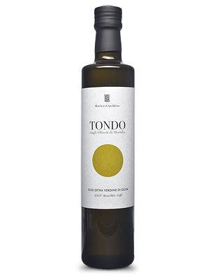 Tondo Monte Iblei D.O.P. Organic Extra Virgin Olive Oil 0106