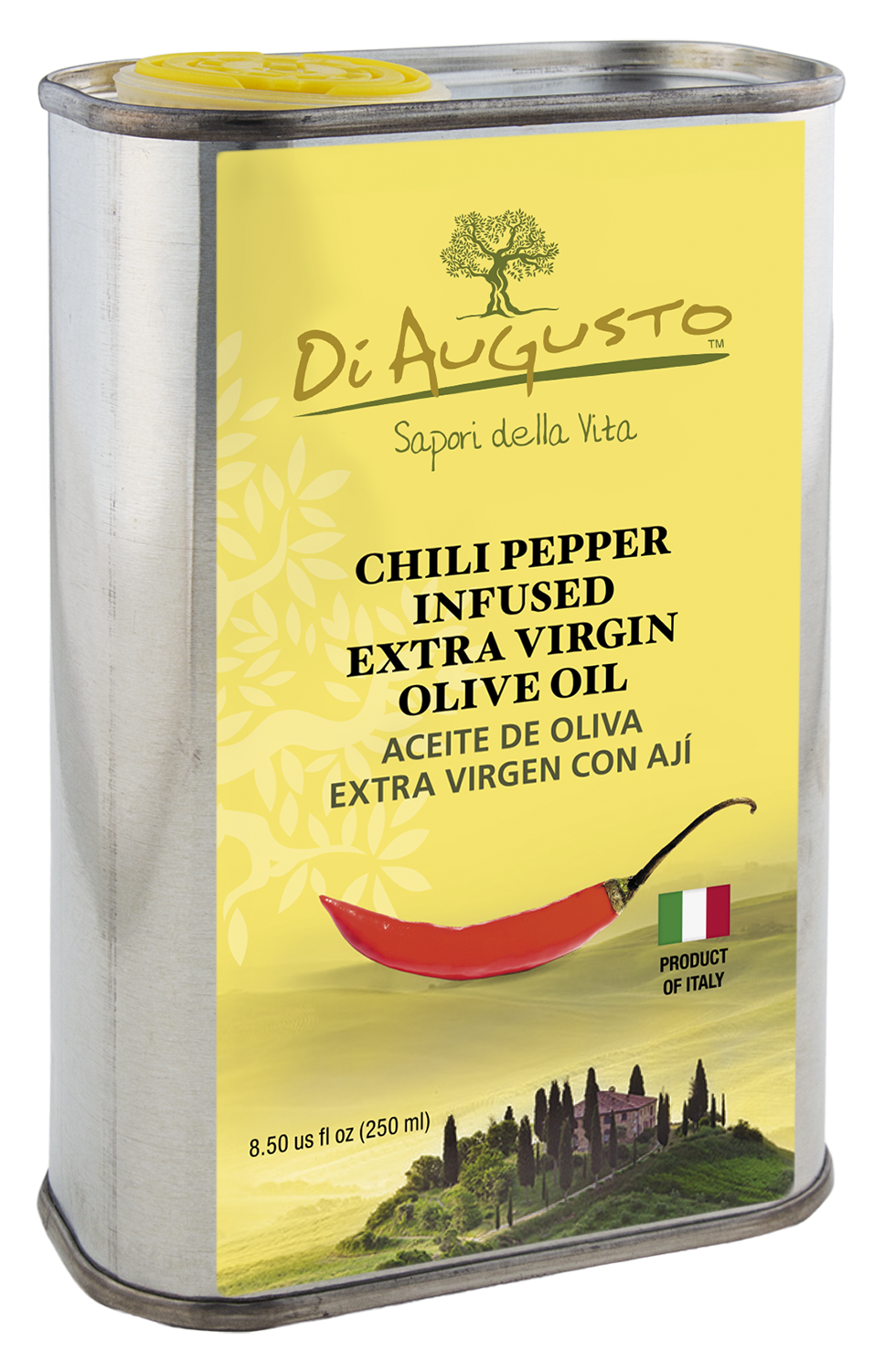 Frantoio Augusto Infused Oil - Chili 0118