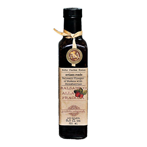 Alta Cucina Infused Balsamic - Balsamico all' Fragola (Strawberry) 0172