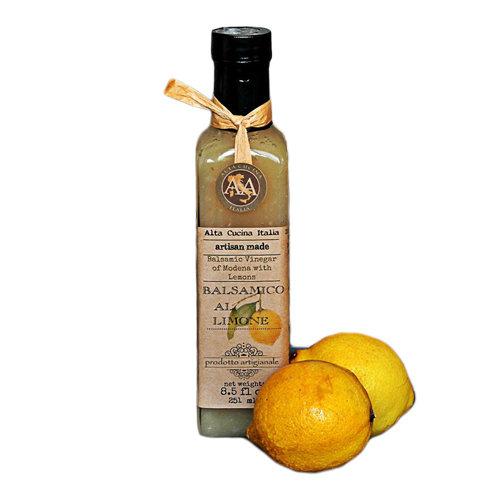 Alta Cucina Infused Balsamic - Balsamico al' Limone (Lemon) 0173