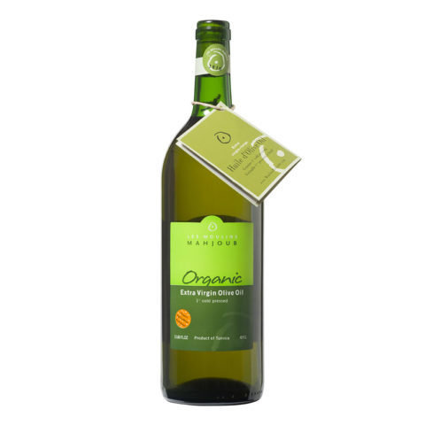 Les Moulins Mahjoub Organic Unfiltered Extra Virgin Olive Oil 0191