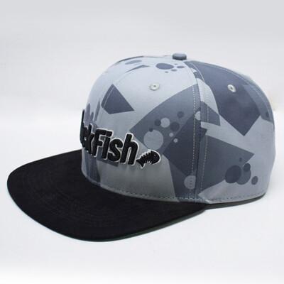 BlackFish Camo Snapback
