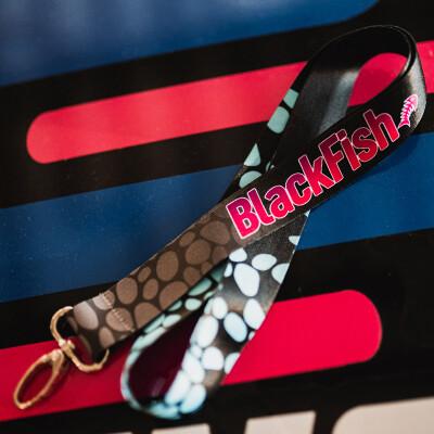 BlackFish Lanyard