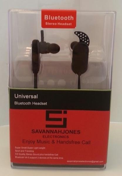 Savannah Electronics Headset