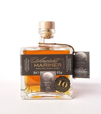 Ancient Mariner Glentauchers 10 year old Single Cask Single Malt Scotch Whisky