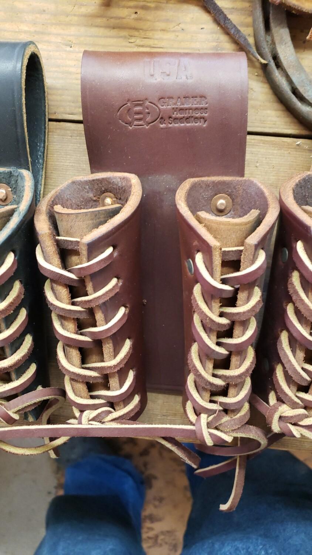 Graber double Barrel Laced bullpin holder