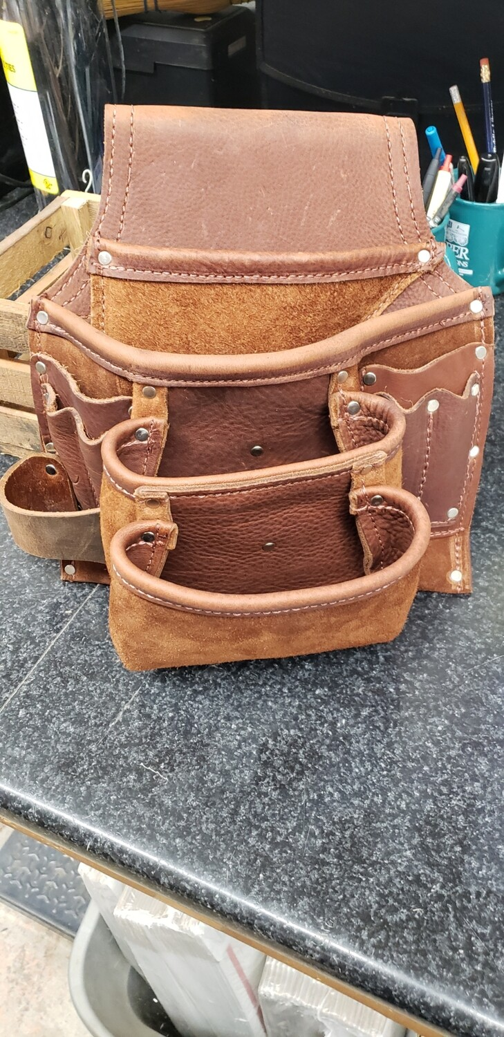 Graber  Deluxe /Double stack front pouches