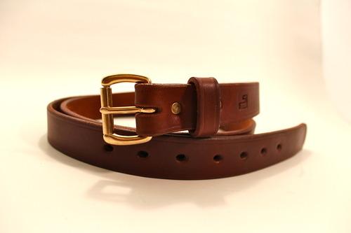 """11/4"""" Graber Leather work Belt"""