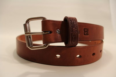 1.5 Inch Graber harness leather tool Belt