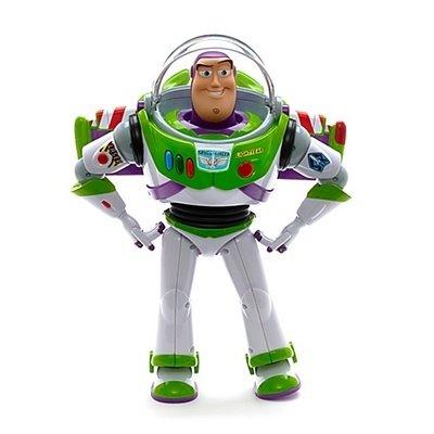 Toy Story 3 pratende Buzz Lightyear (15 zinnen)