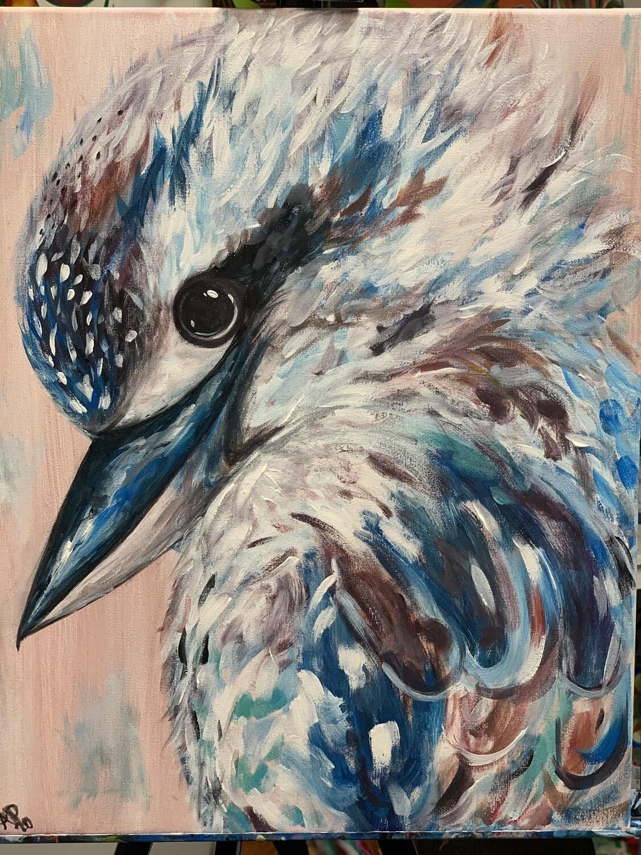 Paint pARTy at Salamander Hotel- Monday 28th September 6pm