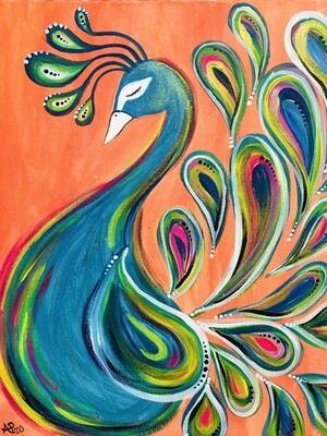 ARTWALK EVENT! Paint pARTy at Star Alley Wauchope! Tuesday 6 October 1pm