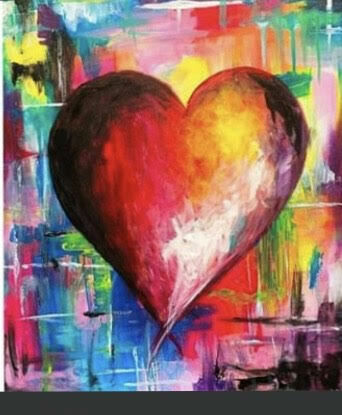 Paint pARTy! - Beechwood Cafe and Bar - Friday 20th Nov 1pm