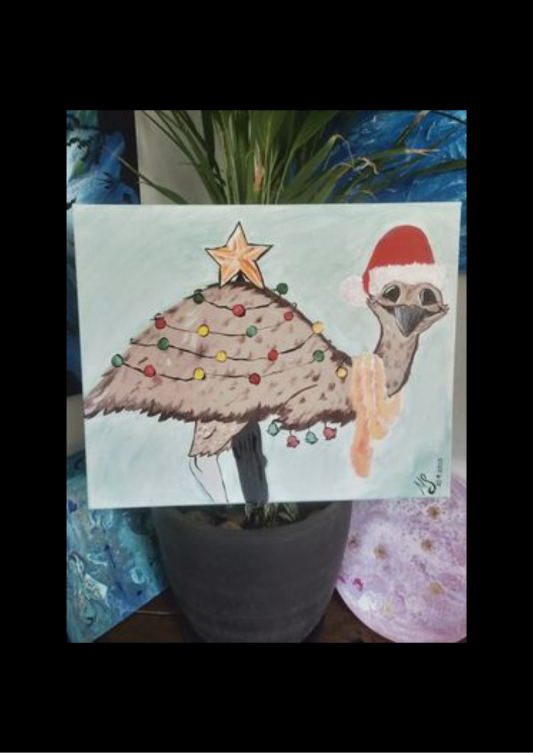 Paint pARTy at Sydney Junction Hotel, Tues 8th December, 6-8:30pm