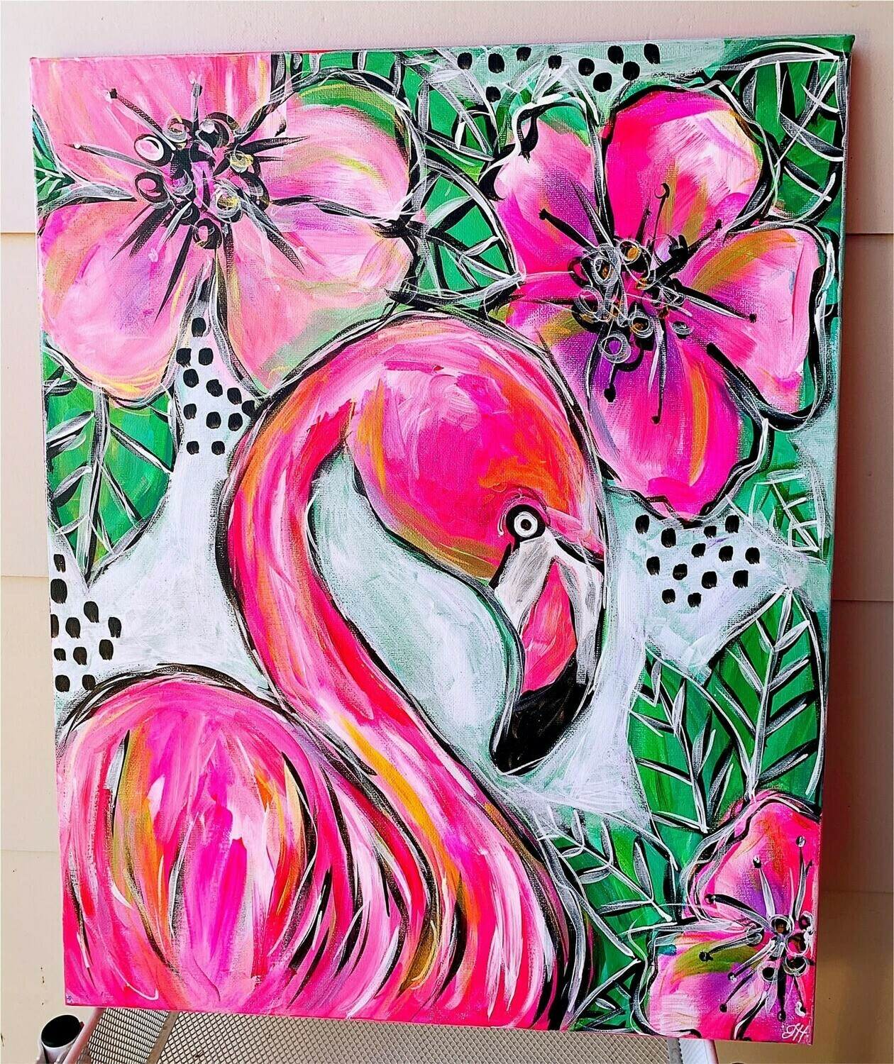 Paint pARTy at The Seed - Fri 8th Jan 7pm