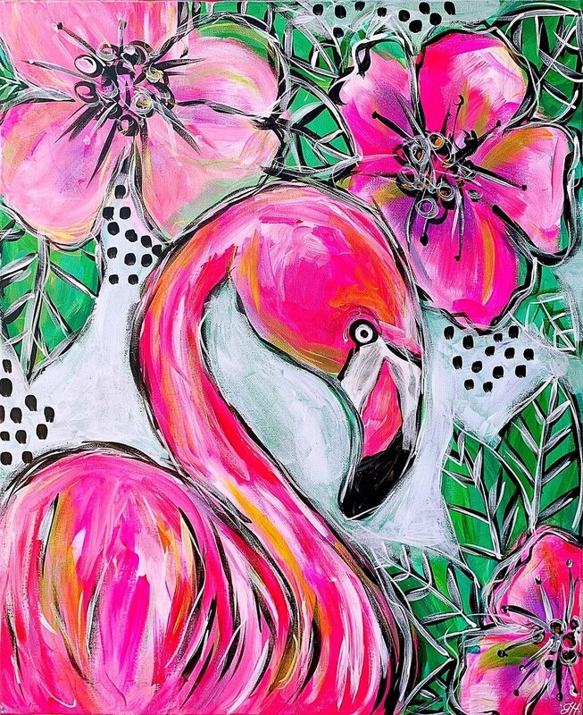 Paint pARTy at Sawtell Hotel, Sun 7th Feb, 2pm