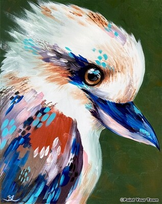 Paint pARTy at Imperial, Monday 21st June 6pm